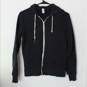 Alternative Apparel Black Hoodie
